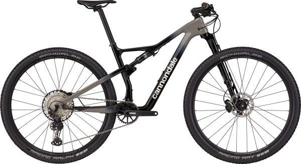 Велосипед 29″ Cannondale SCALPEL Carbon 3 BLK 2021