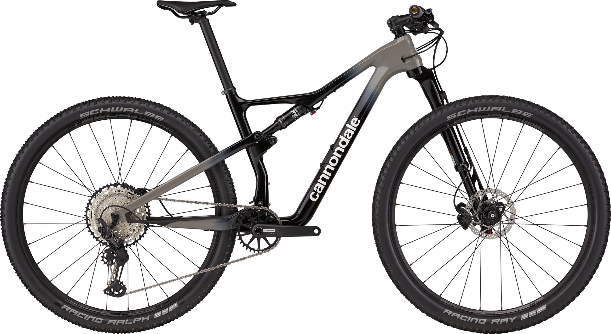 Велосипед Cannondale SCALPEL
