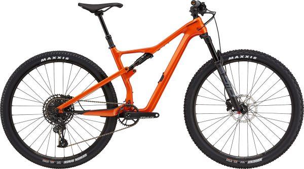 Велосипед 29″ Cannondale SCALPEL Carbon SE 2 SBR 2021