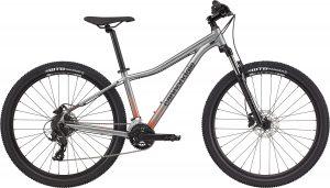 Велосипед 27,5″ Cannondale TRAIL 7 Feminine GRY 2021