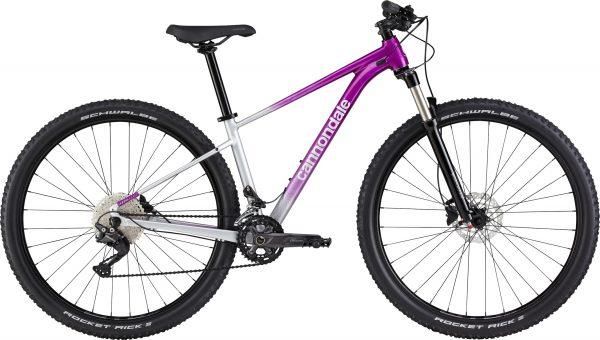 Велосипед 29″ Cannondale TRAIL SL 4 Feminine PUR 2021
