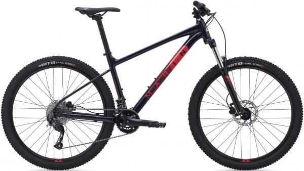 Велосипед 29″ Marin BOBCAT TRAIL 4 Gloss Blue/Red/Dark Red 2021