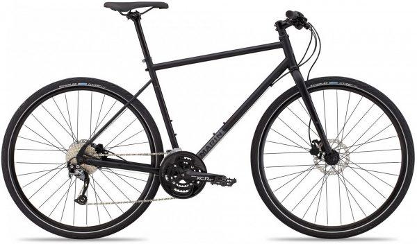 Велосипед 29″ Marin MUIRWOODS Satin Black/Gloss Reflective Black 2021