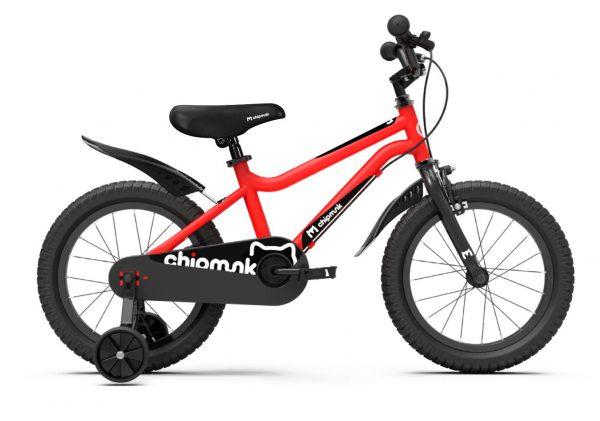 Велосипед 12″ RoyalBaby Chipmunk MK, Official UA Red