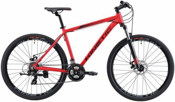Велосипед 27,5″ Kinetic Storm Red 2021
