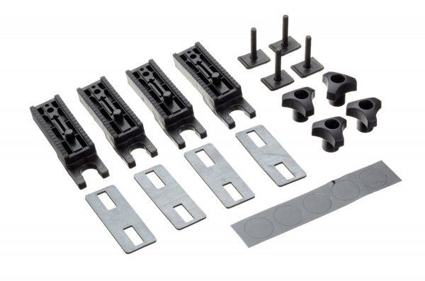 Набор переходников Thule Box T-track adapter 20×27мм для 45мм U-bolt TH697003