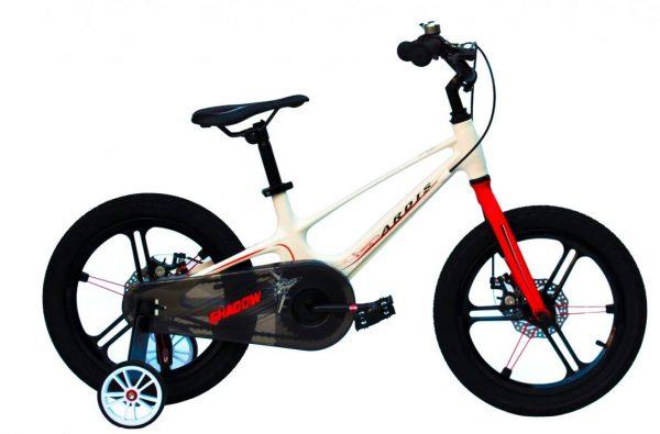 Велосипед 16″ Ardis MG Shadow DB White-red