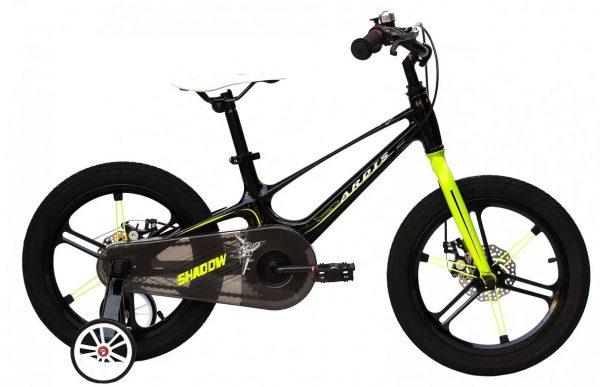 Велосипед 16″ Ardis MG Shadow DB Black-green