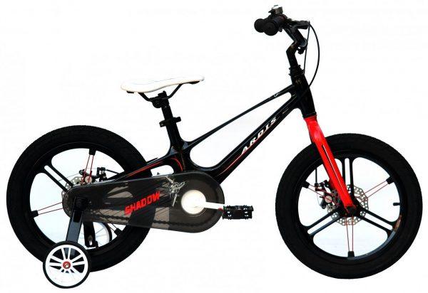 Велосипед 16″ Ardis MG Shadow DB Black-red