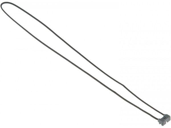 Шнурок страховочный Wahoo ELEMNT Bolt Tether черный