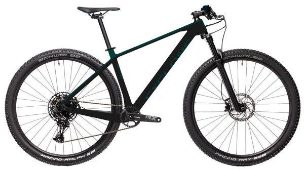 Велосипед 29″ Cyclone PRO 1.0 Black-green 2021