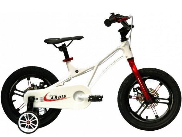 Велосипед 14″ Ardis Pilot White