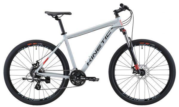 Велосипед 27,5″ Kinetic Crystal Gray 2021