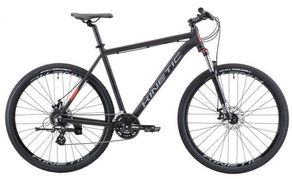 Велосипед 29″ Kinetic Crystal Black 2021