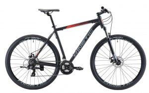 Велосипед 29″ Kinetic Storm Black 2021