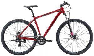 Велосипед 29″ Kinetic Storm Red 2021