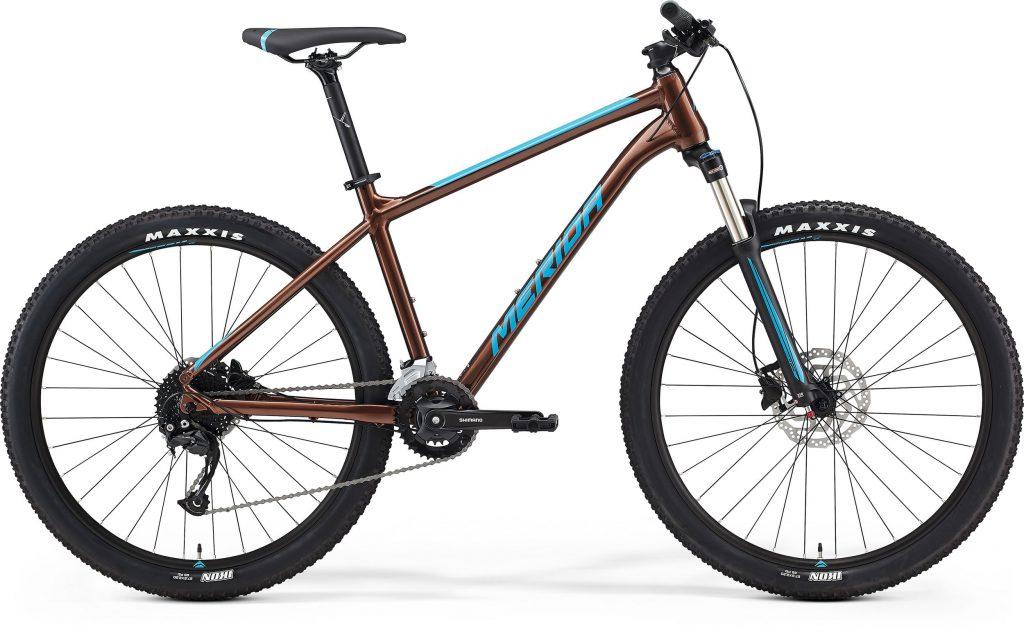 Велосипед Merida Big.Seven 100-3x