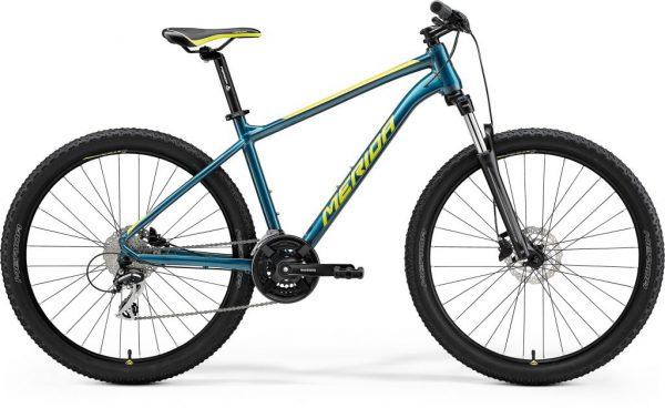 Велосипед 27.5″ Merida Big.Seven 20 2021