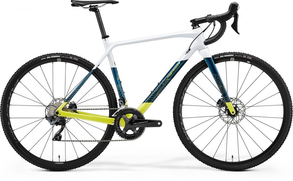 Велосипед Merida Mission CX 7000