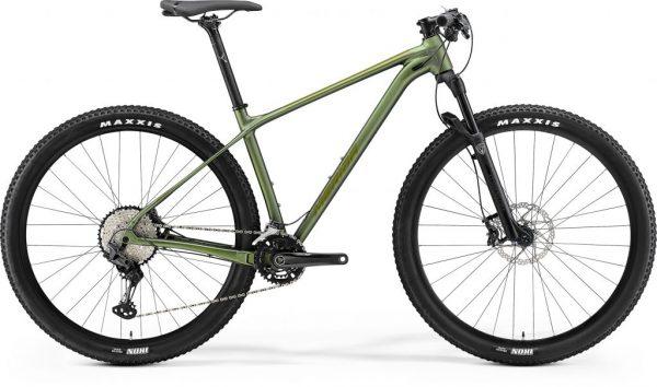 Велосипед 29″ Merida Big.nine 700 2021