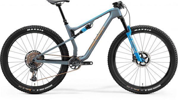 Велосипед 29″ Merida Ninety-Six 8000 2021