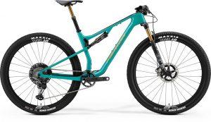 Велосипед 29″ Merida Ninety-six RC 9000 2021
