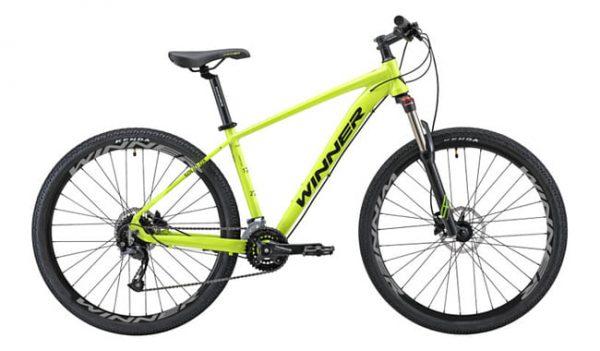 Велосипед 27,5″ Winner Solid DX Light-green 2021
