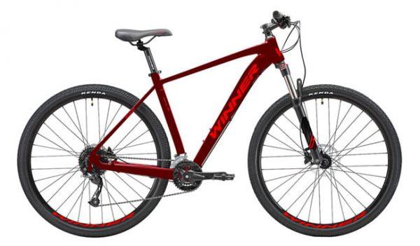 Велосипед 29″ Winner Solid GT Red 2021