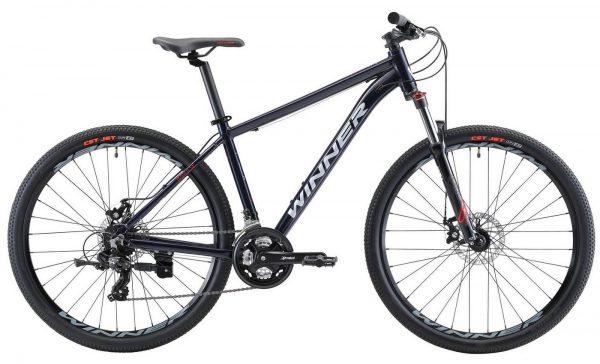 Велосипед 27,5″ Winner Impulse 2021 Black/Blue