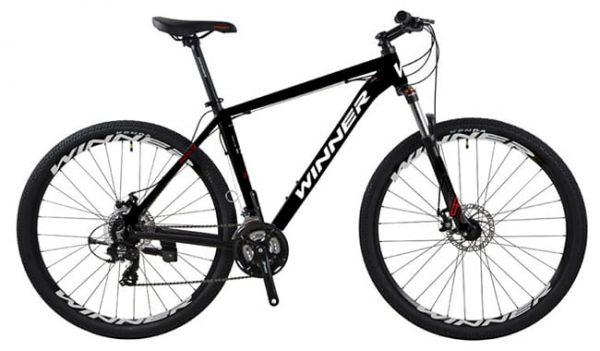 Велосипед 27,5″ Winner Impulse Black 2021
