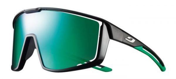 Велоочки Julbo FURY (Spectron 3CF) Black/shiny Black/Green