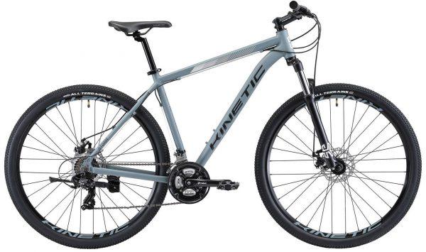 Велосипед 29″ Kinetic Storm Grey 2021