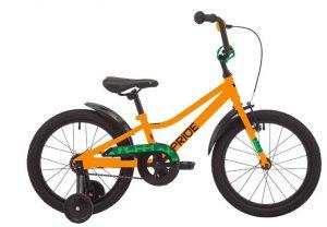 Велосипед 18″ Pride Flash 18 2021