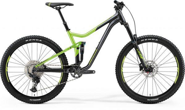 Велосипед 27.5″ Merida One-Forty 400 2021