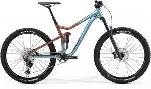 Велосипед 27.5″ Merida One-Forty 600 2021