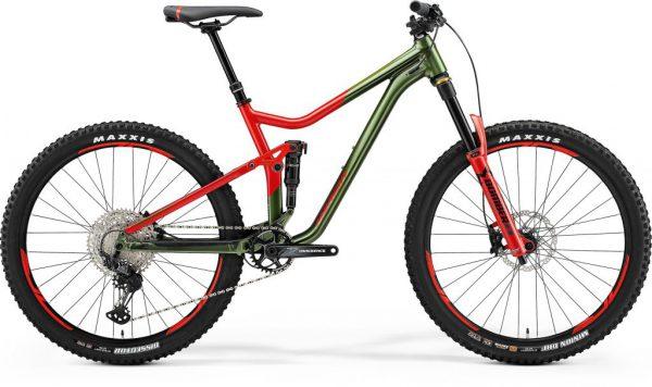 Велосипед 27.5″ Merida One-Forty 700 2021