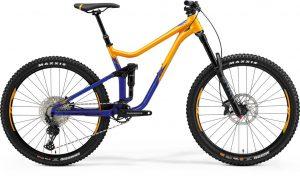 Велосипед 27.5″ Merida One-Sixty 400 2021