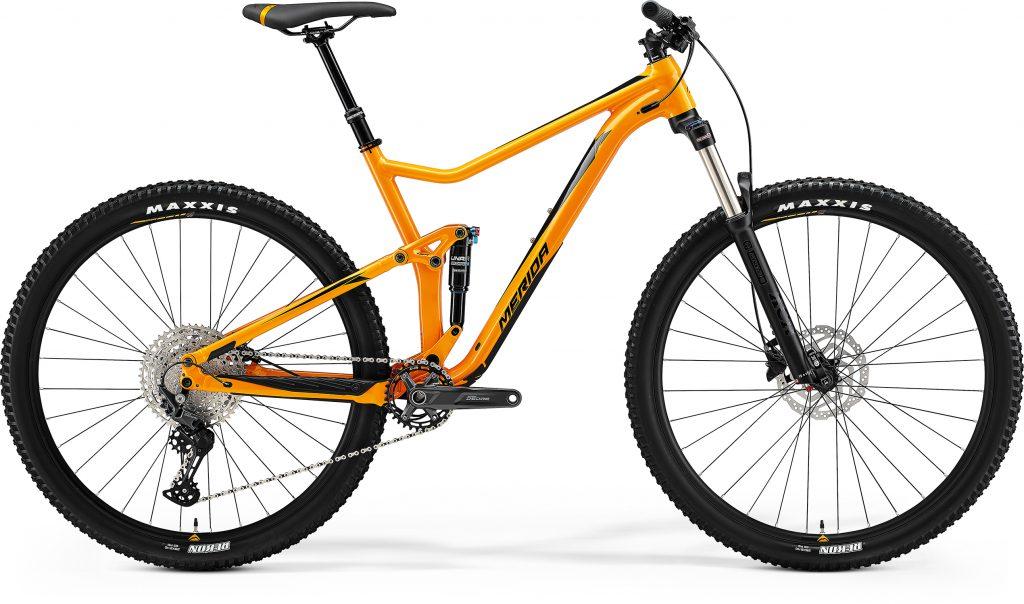 Велосипед Merida One-Twenty 400