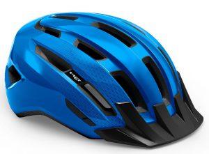 Шлем MET Downtown Blue | Glossy