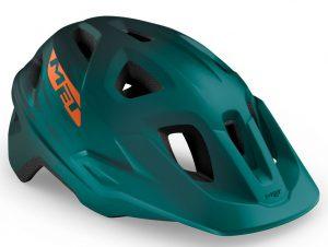 Шлем MET Echo CE Alpine Green Orange (матовый)