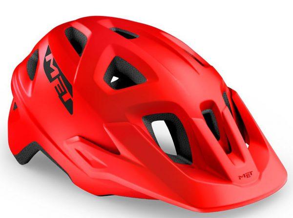 Шлем MET Echo CE Red (матовый)