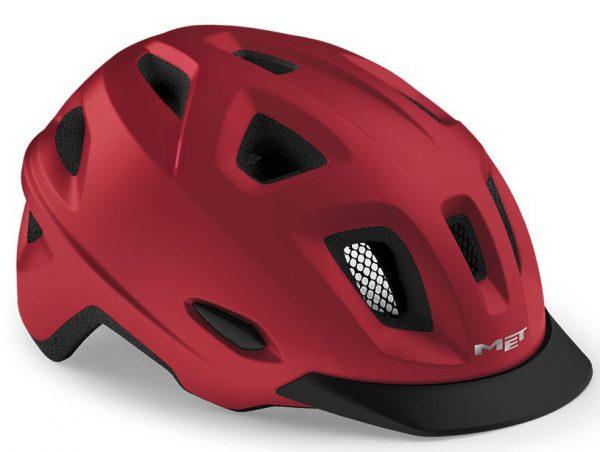 Шлем MET Mobilite CE Red | Matt