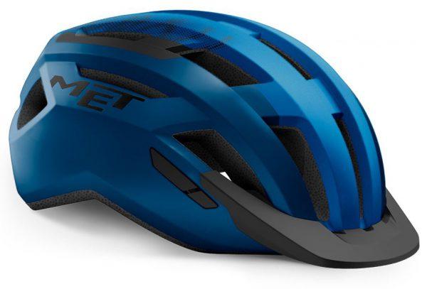 Шлем MET Allroad Blue Black | Matt