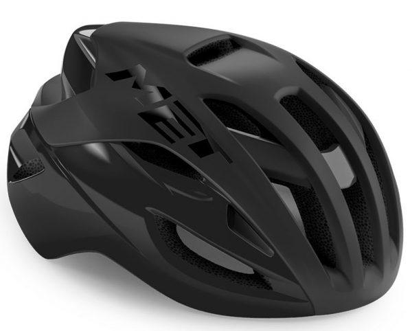 Шлем Met Rivale CE Black | Matt Glossy