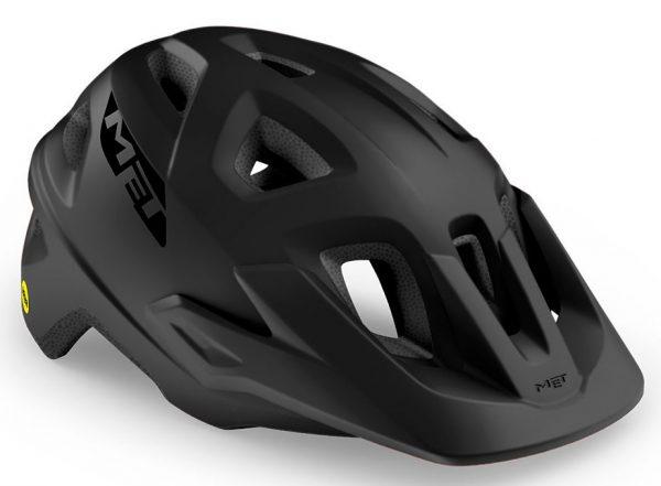Шлем MET Echo MIPS Black (матовый)