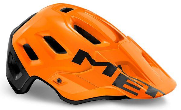 Шлем MET Roam MIPS CE Orange Black (глянцево-матовый)