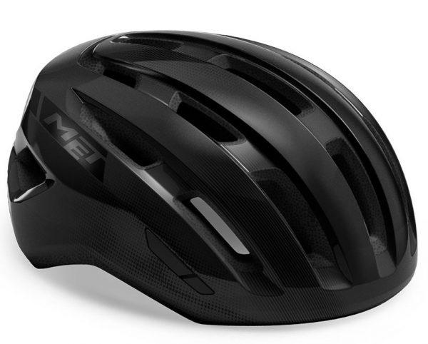 Шлем Met Miles MIPS CE Black | Glossy