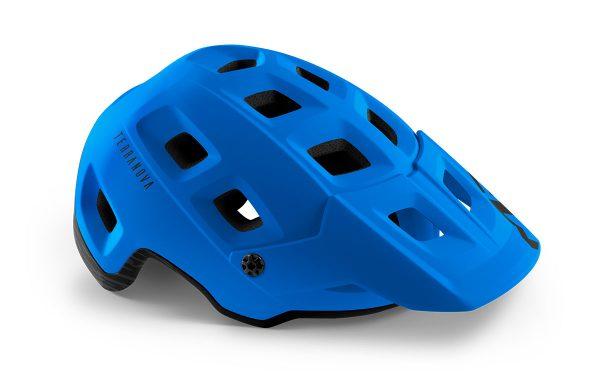 Шлем MET Terranova CE Nautical Blue | Matt