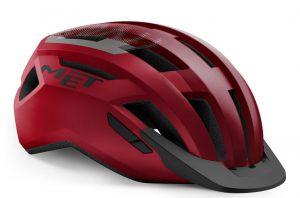 Шлем MET Allroad Red Black | Matt