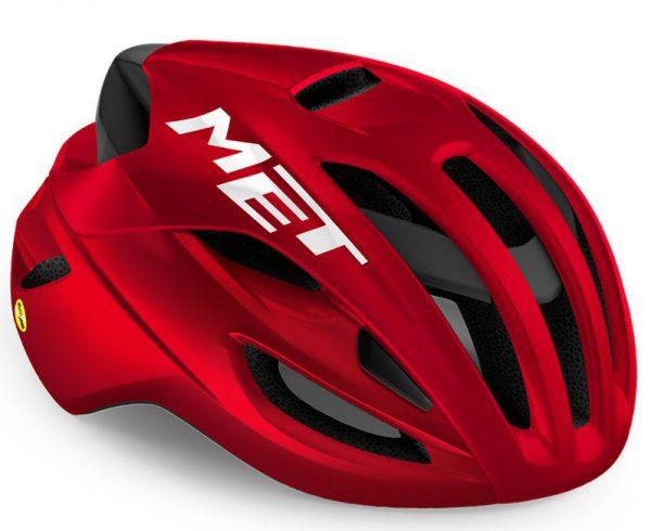 Шлем Met Rivale MIPS CE Red Metallic | Glossy